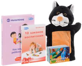 Мышление. Комплект для воспитания характера (+ игрушка), А. А. Маниченко