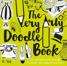 The Very Arty Doodle Book,
