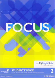 Focus: Level 2: Student's Book with Word Store (+ MyEnglishLab Access Code),