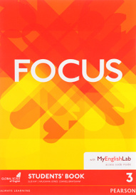 Focus: Level 3: Student's Book with Word Store (+ MyEnglishLab Access Code),