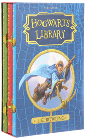 The Hogwarts Library Box (комплект из 3 книг),