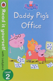 Peppa Pig: Daddy Pig's Office: Level 2,
