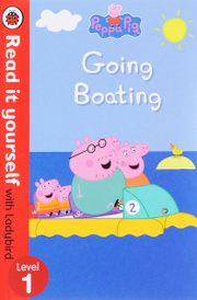 Peppa Pig: Going Boatin: Level 1,