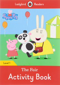 Peppa Pig: The Fair: Activity Book: Level 1,