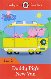 Peppa Pig: Daddy Pig's New Van: Level 2,