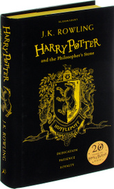 Harry Potter and the Philosopher's Stone: Hufflepuff Edition,