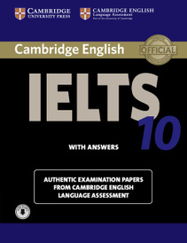 Cambridge IELTS 10 Student's Book with Answers with Audio,