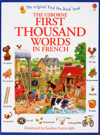 First Thousand Words in French,