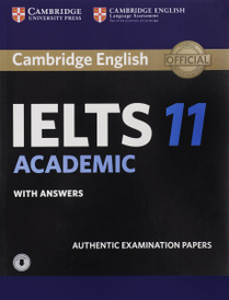 Cambridge IELTS 11: Academic Student's Book with Answers with Audio,