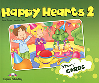 Happy Hearts 2: Story Cards, Jenny Dooley, Virginia Evans