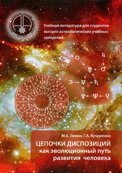 Цепочки диспозиций, как эволюционный путь развития человека, М. Б. Левин, Г. А. Кучеренко