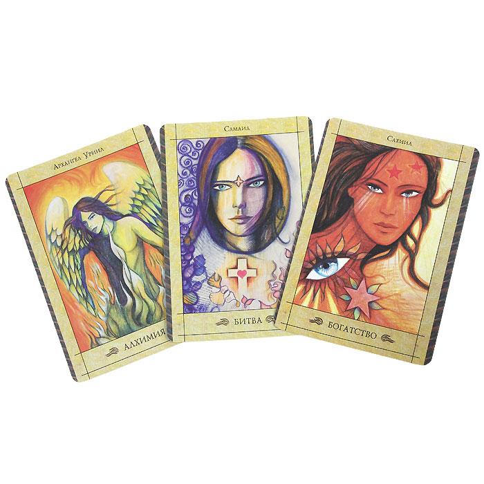 Спросите ангела (+ набор из 42 карт), Тони Кармин Салерно, Кариса Мелладо