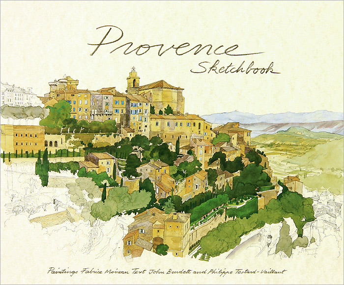 Provence Sketchbook,