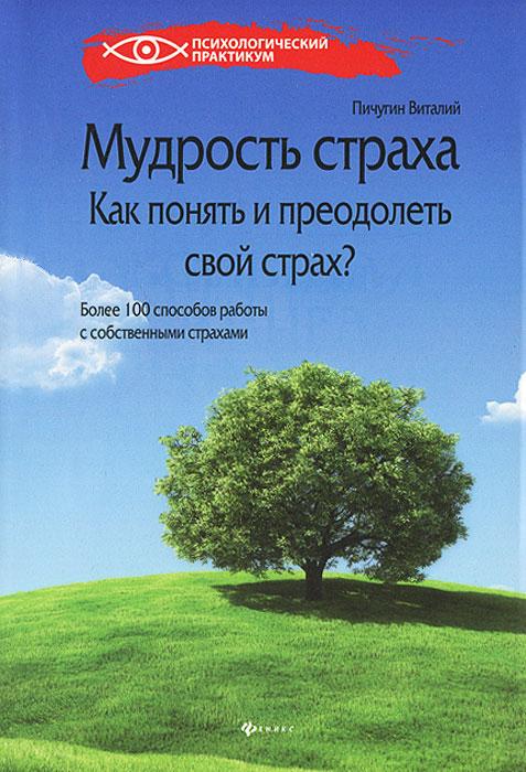 Мудрость страха. Как понять и преодолеть свой страх?, Виталий Пичугин