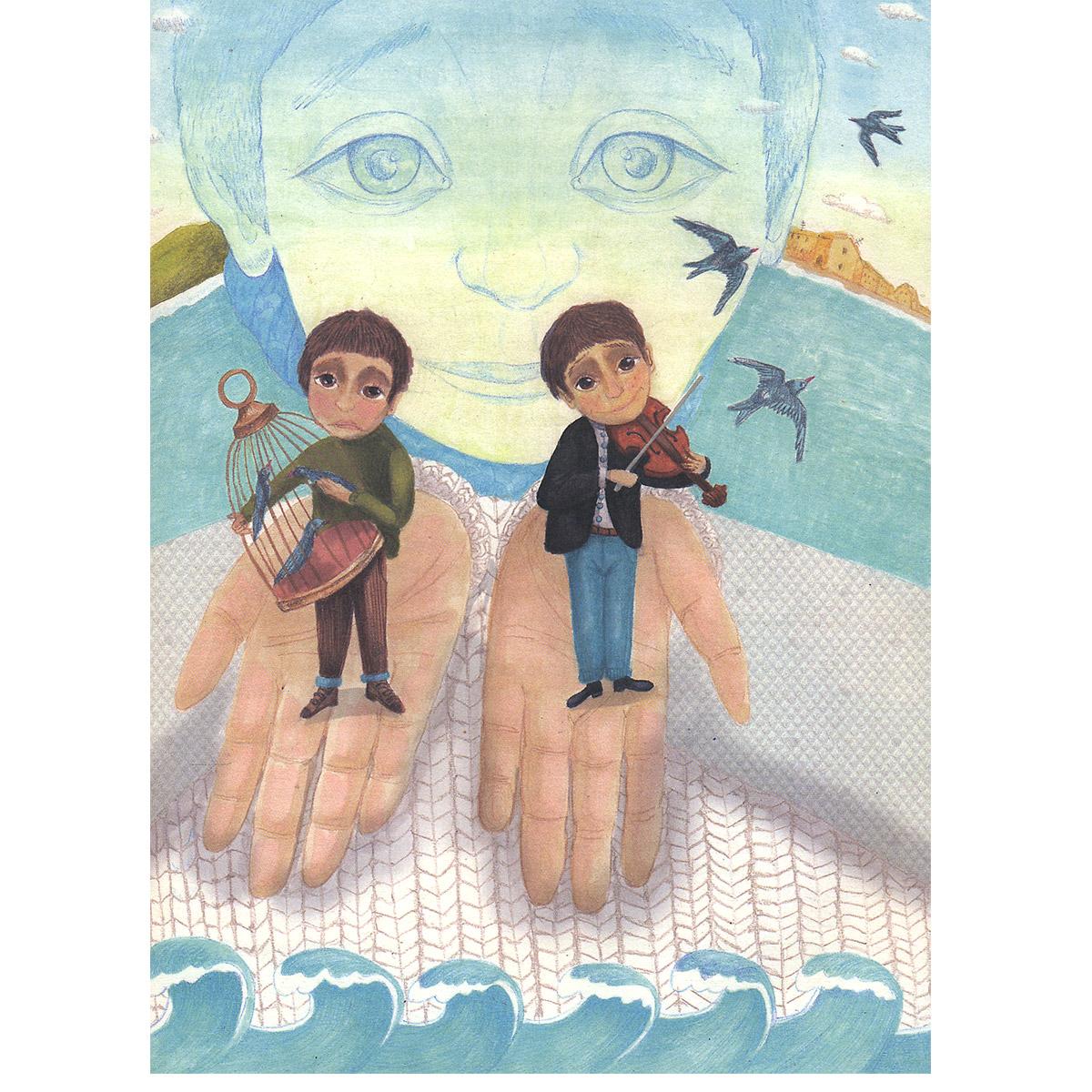 Двое из огромного мира мужчин. Книга для пап и сыновей, Ирина Млодик