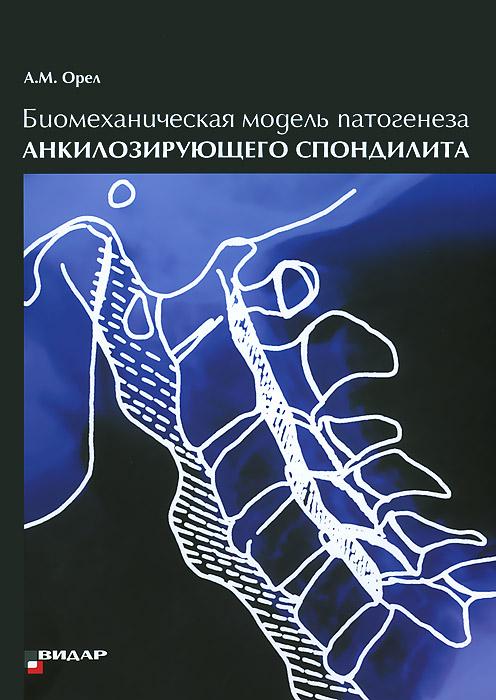 Биомеханическая модель патогенеза акилозирующего спондилита, А. М. Орел