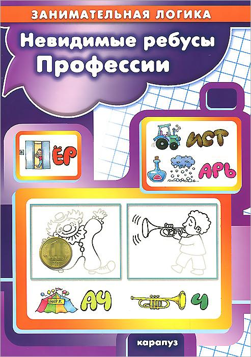 Невидимые ребусы. Профессии, С. Н. Савушкин