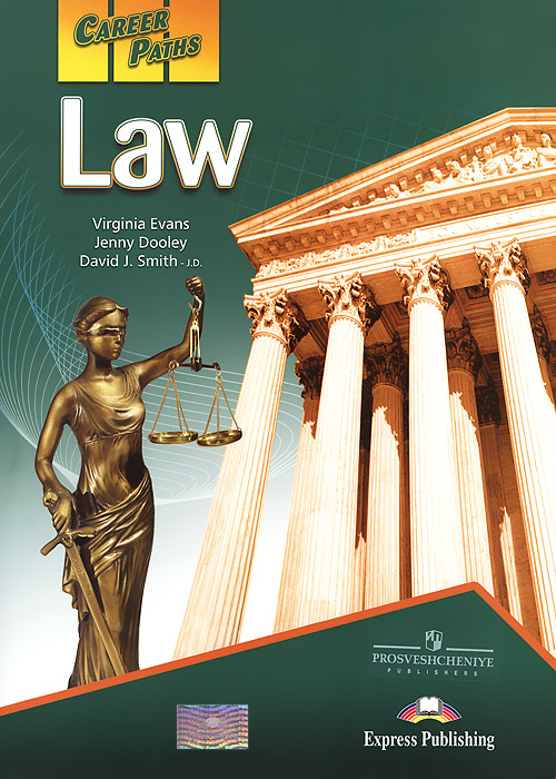 Law: Student's Book, Virginia Evans, Jenny Dooley, David J. Smith