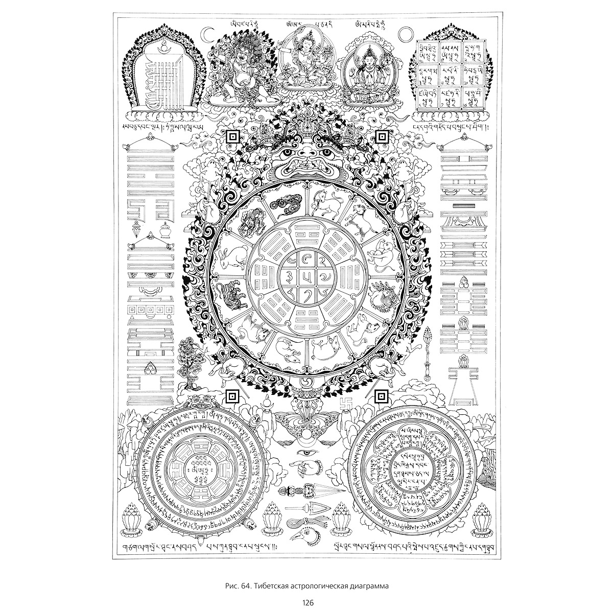 Тибетские символы и орнаменты. Энциклопедия, Роберт Бир