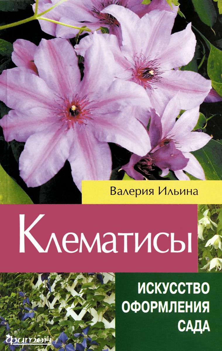 Клематисы, Валерия Ильина
