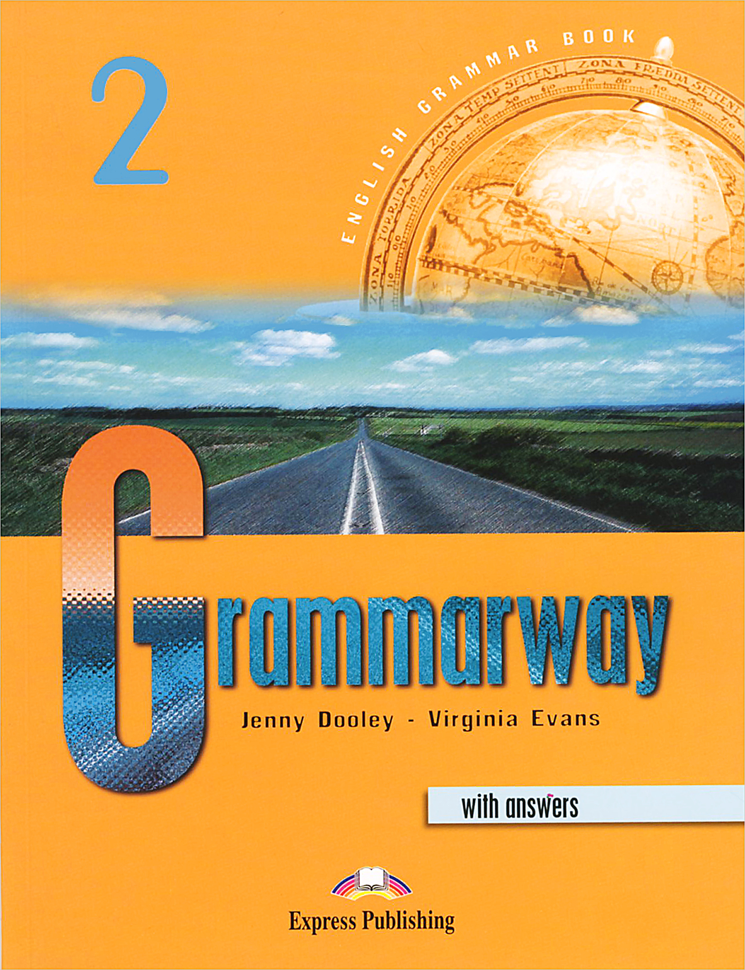 Grammarway 2 with Answers, Jenny Dooley, Virginia Evans