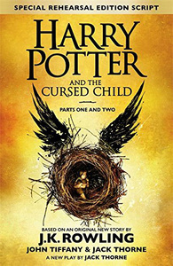 "Книга ""Harry Potter and the Cursed Child"" - J. K. Rowling, Jack Thorne, John Tiffany"