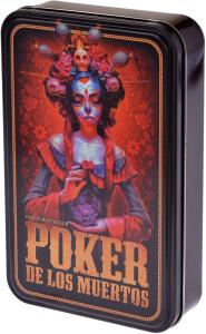 Настольная игра Покер мертвецов