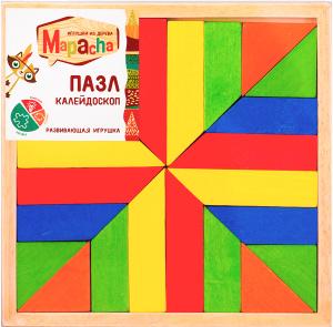 Настольная игра Калейдоскоп. Пазл для малышей