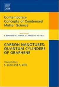 Carbon Nanotubes: Quantum Cylinders of Graphene, Volume 3 (Contemporary Concepts of Condensed Matter Science) (Contemporary Concepts of Condensed Matter Science)