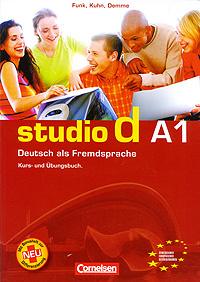 Studio d A1: Deutsch als Fremdsprache: Kurs- und Ubungsbuch (+ CD)