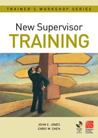 New Supervisor Training,