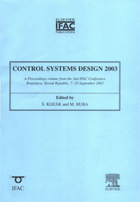 Control Systems Design 2003