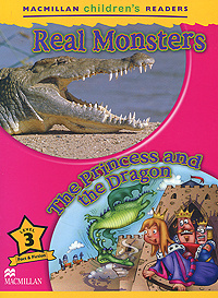 Real Monsters: The Princess and the Dragon: Level 3