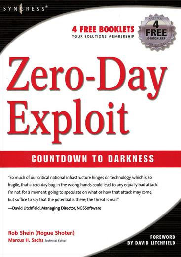 Zero-Day Exploit: Countdown to Darkness
