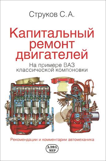 Капитальный ремонт двигателей на примере ВАЗ классической компоновки