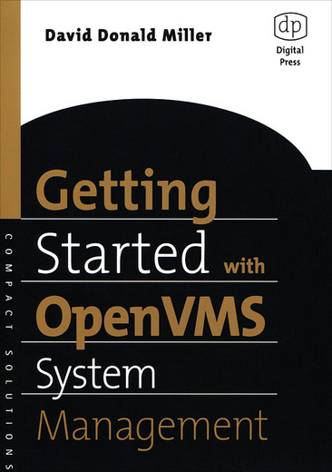 Getting Started with OpenVMS System Management