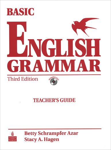 Basic English Grammar: Teacher's Guide (+ CD-ROM)