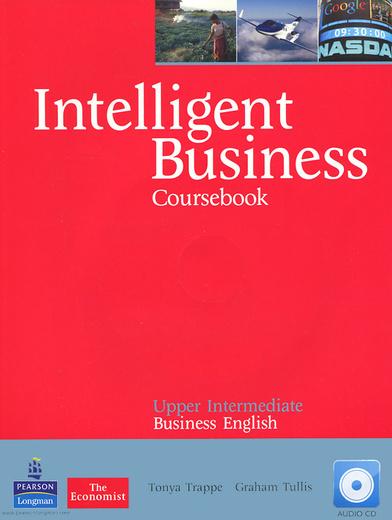 Intelligent Business: Upper Intermediate: Coursebook (+ CD-ROM)