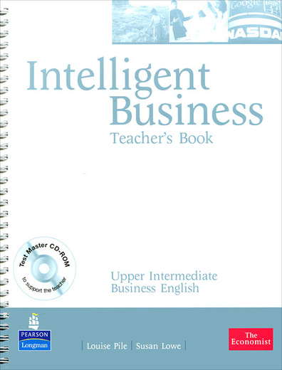Intelligent Business: Upper Intermediate: Teacher's Book (+ CD-ROM)