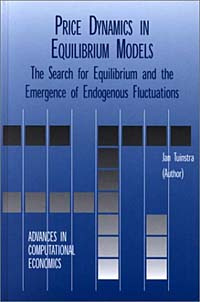 Price Dynamics in Equilibrium Models - The Search for Equilibrium and the Emergence of Endogenous Fluctuations
