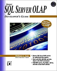 SQL Server 7 OLAP Developer's Guide (+ CD-ROM)