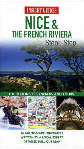 Insight Guides: Nice and the French Riviera Step by Step