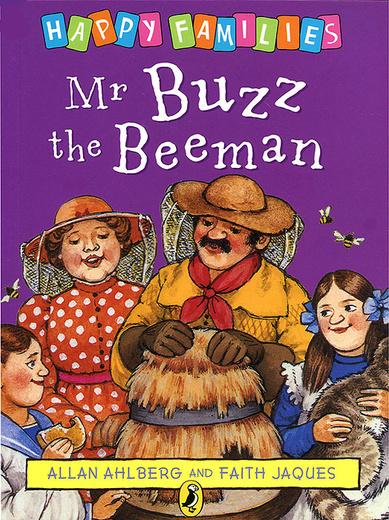 Mr Buzz the Beeman