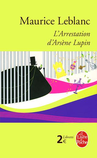 L'Arrestation d'Arsene Lupin