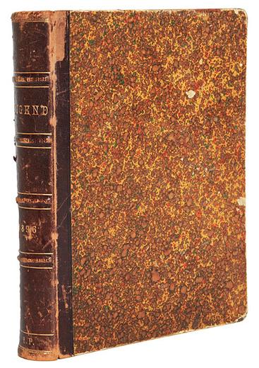 """Журнал """"Jugend"""". 1896, №№ 1 - 52"""