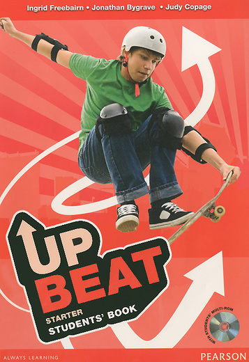 Upbeat: Starter: Students' Book: Level A1 (+ CD-ROM)