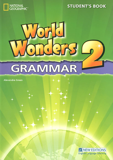 World Wonders 2: Grammar: Student's Book