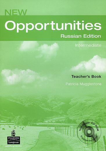 Russian Opportunities: Intermediate: Teacher's Book Pack (+ CD-ROM)