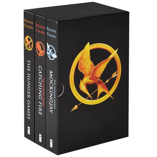The Hunger Games (комплект из 3 книг)