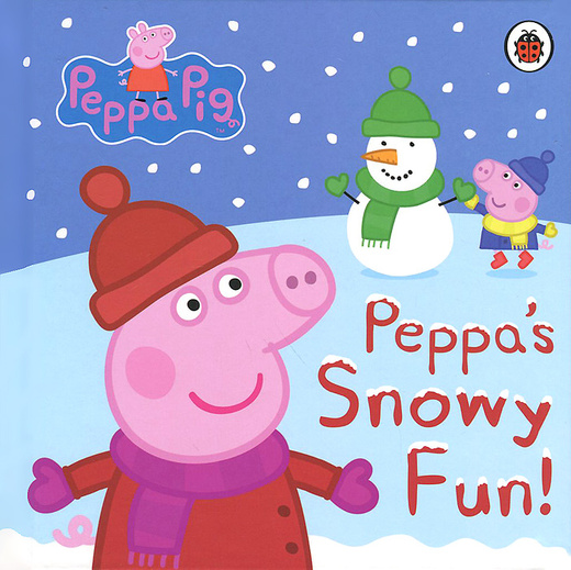 Peppa Pig: Peppa's Snowy Fun!